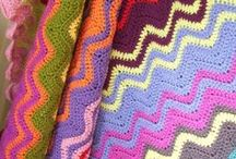 Afghan, Blanket, Throw / Afghans, Blankets, Throws