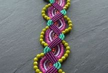 Jewerly, Macrame  / by Kis Anna