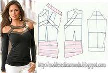 All Shirt, Top, Blouse, Tunic, Shrug / by Kis Anna