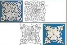 Crochet Squares & Motifs