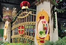 Philadelphia Flower Show / Here is a showcase of the exhibits we've placed together each year for the Philadelphia Flower Show... Whats to come next? Stay tuned