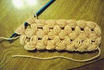 Crochet PuffStitch