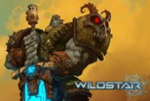 [Game] Wildstar / Art + Concept Art for the MMO Wildstar
