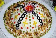 Foods, Decorating