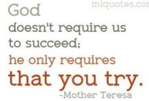 Quotes, Mother Teresa