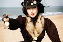 Steampunk / All things Steampunk to wear to eat to like to love ...