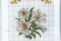 CrossStitch Lily