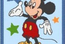 CrossStitch Disney & Others