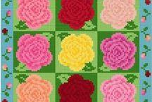 CrossStitch Camellia