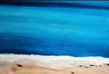 Art and the Sea. Art about or inspired by the Sea. / Φωτογραφίες, πίνακες ζωγραφικής, κείμενα ή αποσπάσματα, ποιήματα που έχουν σαν αφορμή τη θάλασσα.