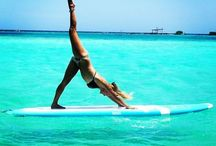 Yoga + Stand Up Paddle