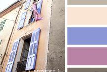Huis kleure