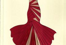 Paper Piercing and Iris Folding Patterns