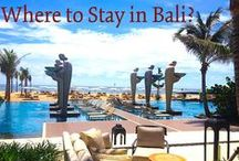 Bali / Get tips on best places to stay, eat and play in Bali.
