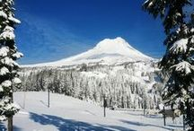 The Glory of Winter in the NW
