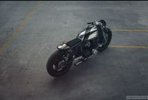 Hookie Co. – Pure Motorcycles / The collection of our pure motorcycles