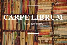 Carpe Librum / I Want My Very Own Library