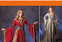Costume Patterns and Ideas
