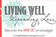 Budgets and Spending: Plans, Hints and Tips