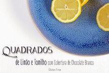 Recipes | Gluten Free / by COMIDAcomPAIXÃO