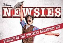 Newsies: The Musical / About the musical Newsies. I will be seeing it at the Boston Opera House July 3rd, 2015 with my friend, Shannon. / by Kathryn D'Angelo