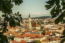 Cluj-Napoca! / Sites in the wonderful city of Cluj-Napoca (Romania).