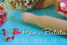 Recipes | Bread / Pão | Pain | Pane by COMIDAcomPAIXÃO