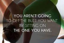 Inspiration | Keep Moving / Workouts | Pilates | Yoga | Fitness | Inspiration