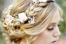 Wedding hairstyle | Weddings