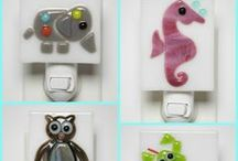 Baby & Child / Nightlights for baby, and other great finds for little ones  www.graycglass.com