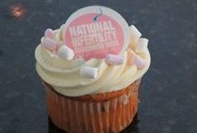 The Great Cake Bake 2013 / Lets all get baking for National Infertility Awareness Week!