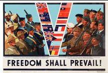 World War II (1939-1945) / by Lyndon Chow