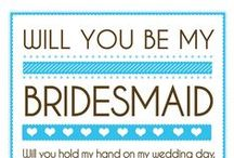 Bridesmaid | Wedding