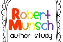 Author study- Robert Munsch
