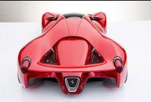Automotive Design / by Christopher Yanaranop