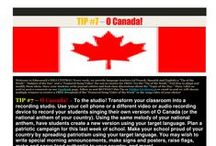 """""""Tips of the Week"""" from Educorock IDEA CENTRAL / Each week Educorock sends out to all teachers following on Twitter or friends on Facebook the Tip of the Week. Each newsletter contains the Tip of the Week, Subject of the Day and a Featured Song/Video of the Week. By simply retweeting or posting a comment on the Tip of the Week, several teachers weekly win a FREE download of the Featured song/video or another song/video of their choice! Go to www.twitter.com/etienne2 to join in on the fun!"""
