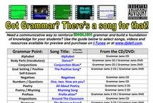 ENGLISH Songs and Videos / These are video clips of the OFFICIAL English songs and music videos of Étienne (Grammar Jams and Grammar Jams 2) available at http://www.educorock.com and ITunes. All songs just 99 cents each and all Official Music Videos (with Lyrics) just $2.99 each.