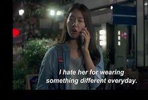 Just k-drama things