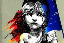 Les Miserables / by Ariana Lindsey Duggen