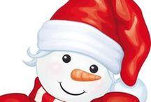 Снеговик / Новый год!