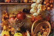 Ruoka & kattaus / Herkullisia leivonnaisia, ruokia ja ihania kattauksia