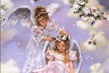 Enkelikiiltokuvia / Ihania enkelien kuvia.
