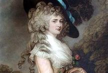 Late 18th C. Hat Inspiration