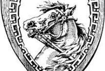Лошадь|Картинки|Идеи работ