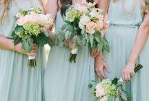 Bridesmaid Dresses / Best Dressed BFFs