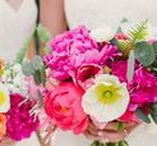 Wedding Flowers / The best floral ideas for the church, the reception, and your bouquet.