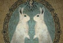 Pâques & lapins