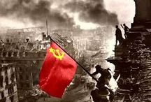 厶 World War II - RUSSIA