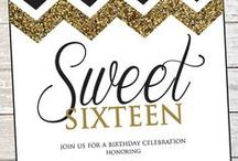 Sweet 16 | Birthday party