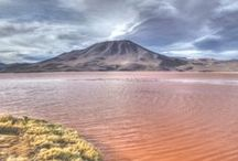 Bolivia / The beautiful landscapes that Bolivia has on offer.